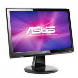 "ASUS VH168D, 16.5"" WIDE LED MONITOR"