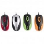 Delux Optical Mouse- DLM-363BU