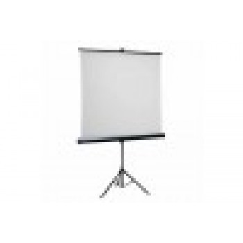 Super View 70x70 Inch Tripod Projector Screen